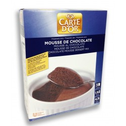 Carte D´or  Mousse Chocolate caja 720 g.
