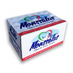 Agua Mineral Monssalus 50cl.