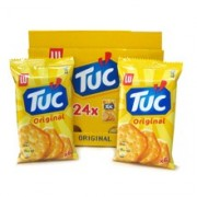Galletas Tuc Original de Lu  (21g. x 24)