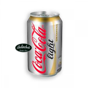 Coca-cola Light Sin Cafeína lata 330 ml.