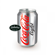 Coca-cola Light lata 330 ml.