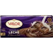 Valor Chocolate con leche 300 grs.