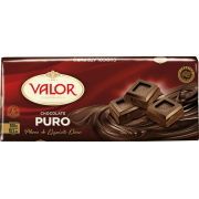 Valor Chocolate puro 300 grs.