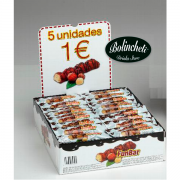 FunBar snack de chocolate (5x1€) E/60