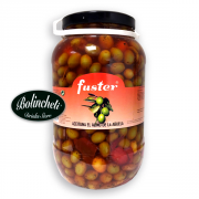 Aceituna Partida aliño de la abuela 3,7 kg PET