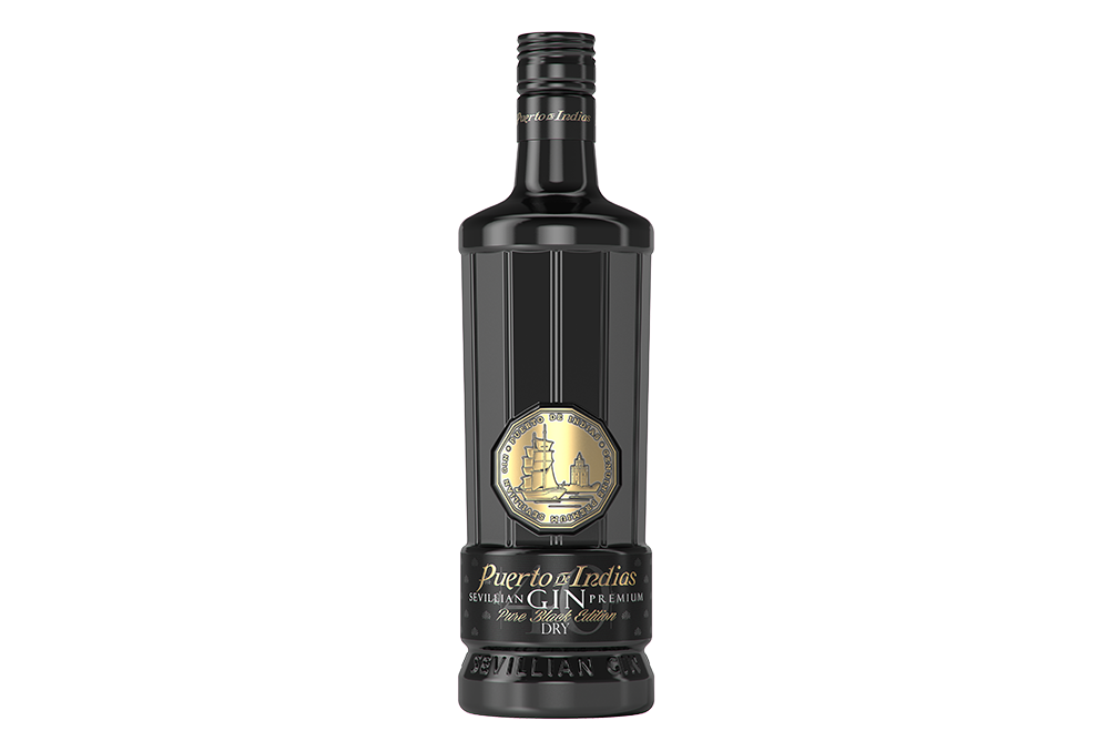 Comprar ginebra gin puerto de indias black al mejor precio online - Ginebra puerto de indias precio ...