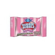 Chicles Dubble Bubble Fresa estuche de 150 uds.
